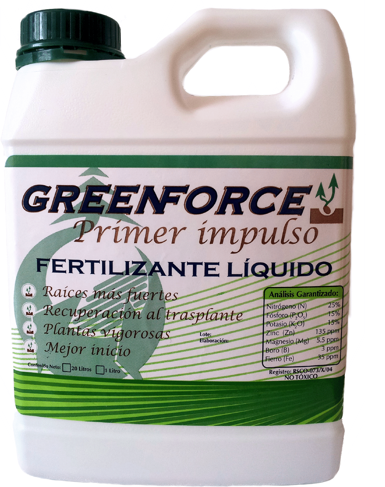 GreenForce Primer impulso
